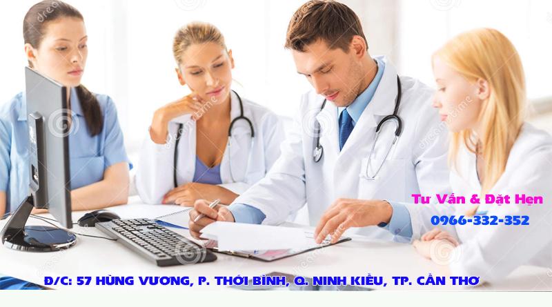 điều trị viêm túi tinh