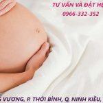 Phá thai 25 tuần có bị ảnh hưởng gì không?